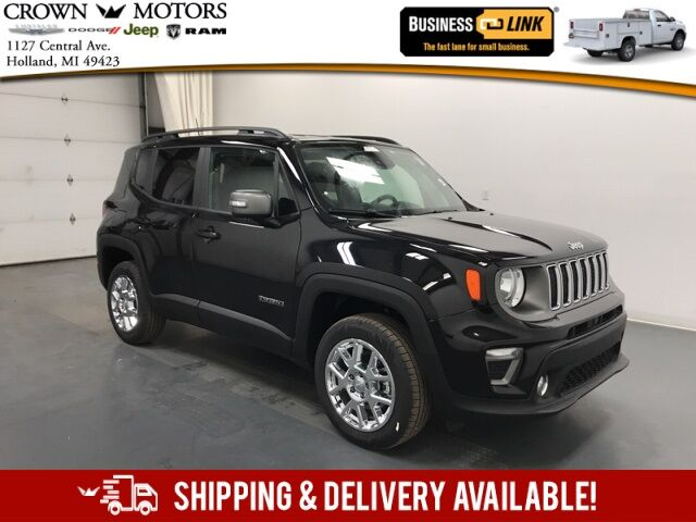 2021 Jeep Renegade LIMITED 4X4 Holland MI