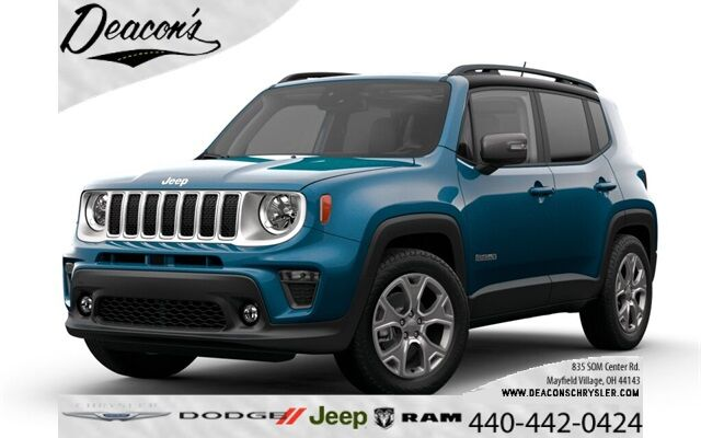2021 Jeep Renegade LIMITED 4X4 Mayfield Village OH