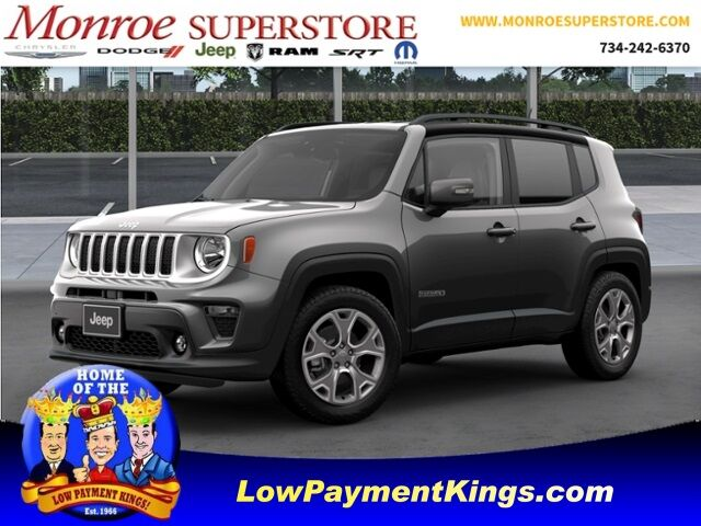 2021 Jeep Renegade LIMITED 4X4 Monroe MI