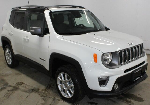 2021 Jeep Renegade LIMITED 4X4