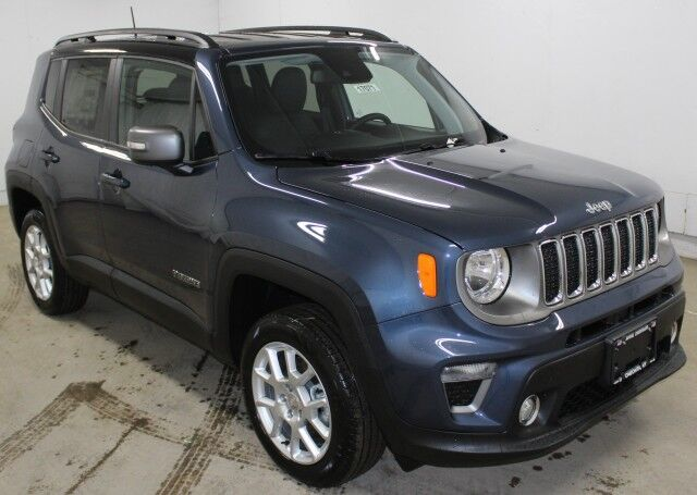 2021 Jeep Renegade LIMITED 4X4 Oneonta NY
