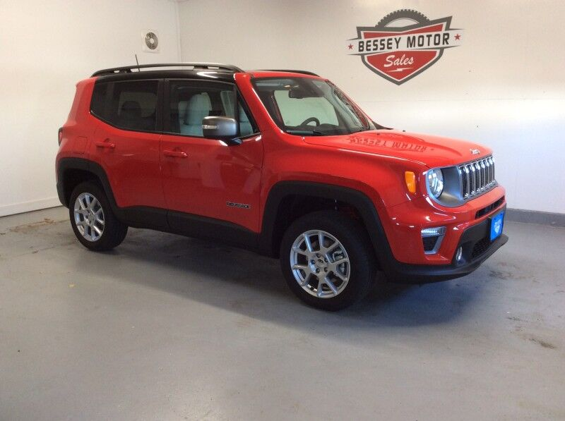 2021 Jeep Renegade LIMITED 4X4 South Paris ME