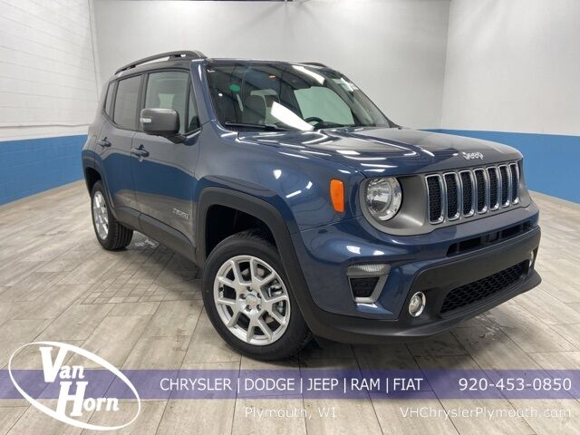 2021 Jeep Renegade LIMITED 4X4 Plymouth WI