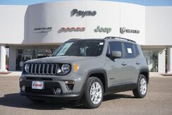 2021_Jeep_Renegade_Latitude_  TX