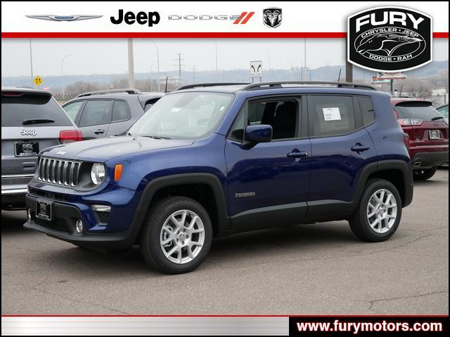 2021 Jeep Renegade Latitude 4x4 St. Paul MN