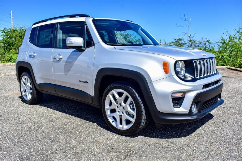 2021 Jeep Renegade Latitude Arecibo PR