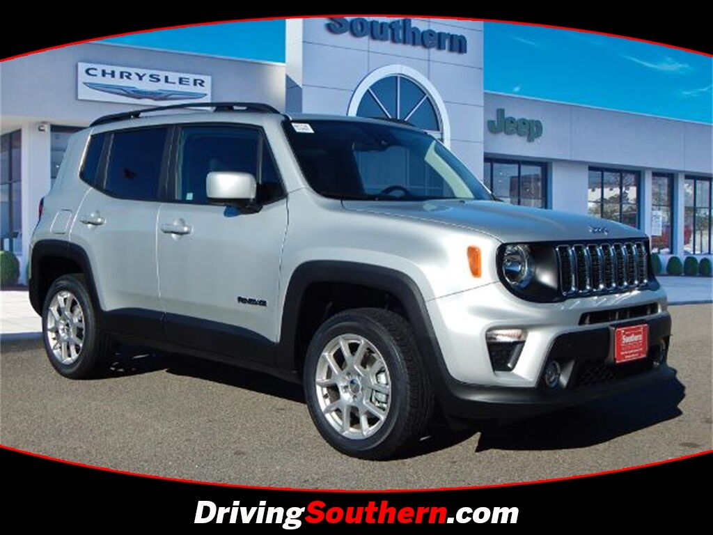 2021 Jeep Renegade Latitude Chesapeake VA