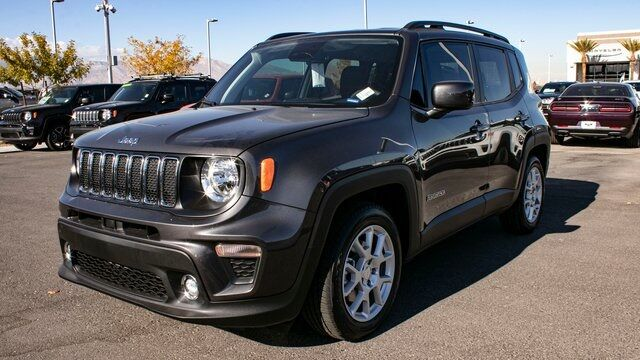 2021 Jeep Renegade Latitude Las Vegas NV