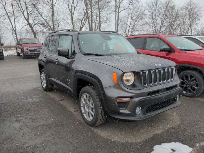 2021 Jeep Renegade Latitude Owego NY