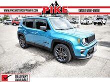 2021_Jeep_Renegade_Latitude_ Pampa TX