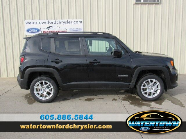 2021 Jeep Renegade Latitude Watertown SD