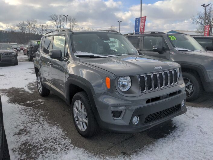 2021 Jeep Renegade Limited Owego NY