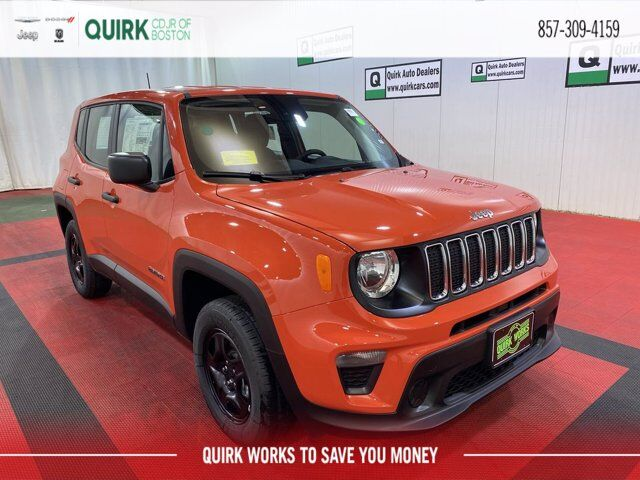 2021 Jeep Renegade Sport 4x4 Boston MA