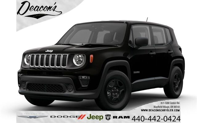 2021 Jeep Renegade SPORT 4X4 Mayfield Village OH