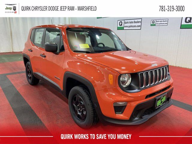 2021 Jeep Renegade SPORT 4X4 Marshfield MA