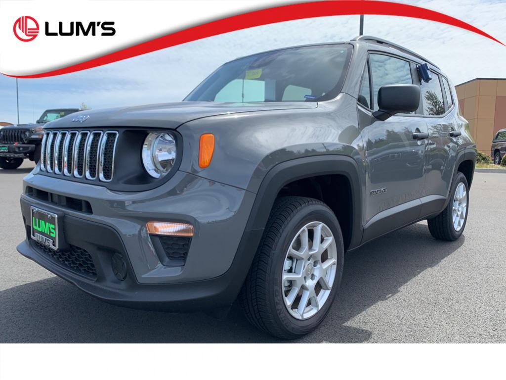 2021 Jeep Renegade SPORT 4X4 Warrenton OR