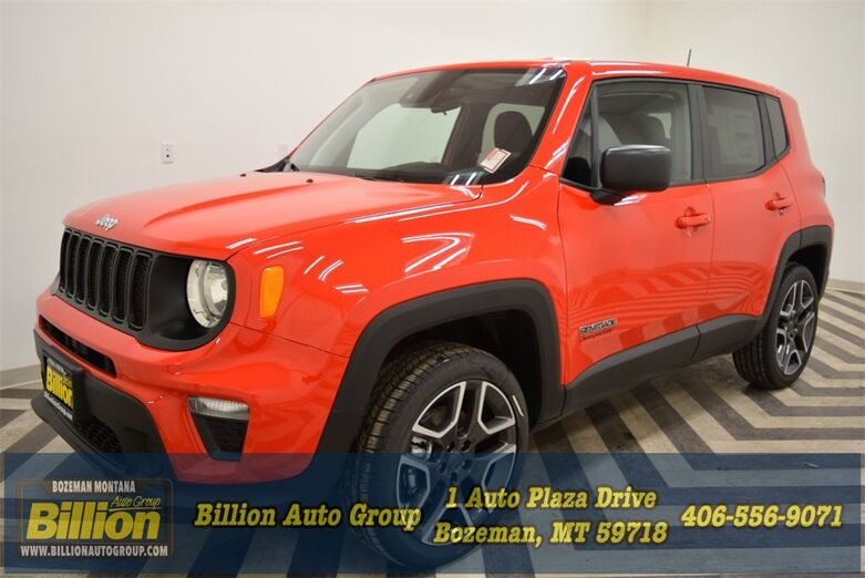 2021 Jeep Renegade Sport Bozeman MT
