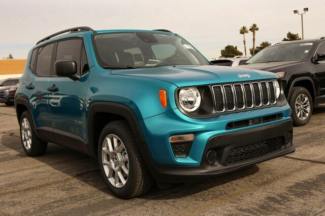 2021 Jeep Renegade Sport