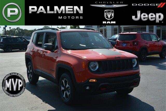 2021 Jeep Renegade TRAILHAWK 4X4 Racine WI