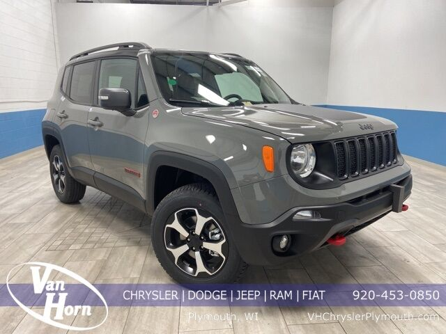 2021 Jeep Renegade TRAILHAWK 4X4 Plymouth WI