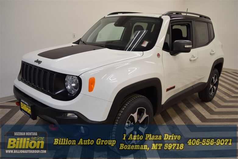 2021 Jeep Renegade Trailhawk Bozeman MT