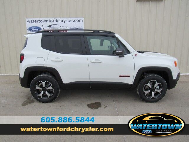 2021 Jeep Renegade Trailhawk Watertown SD