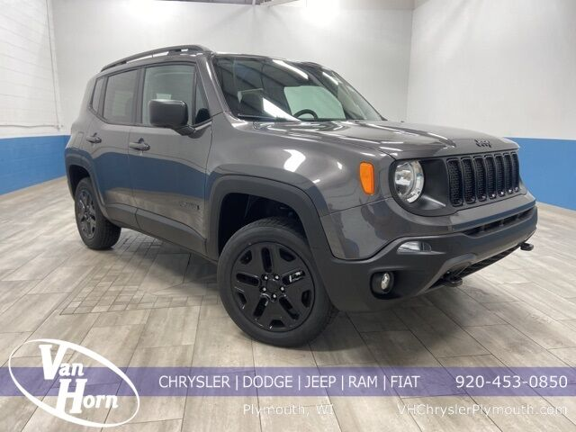 2021 Jeep Renegade UPLAND 4X4 Plymouth WI