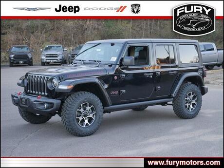 2021 Jeep WRANGLER Rubicon Unlimited 4x4 Stillwater MN