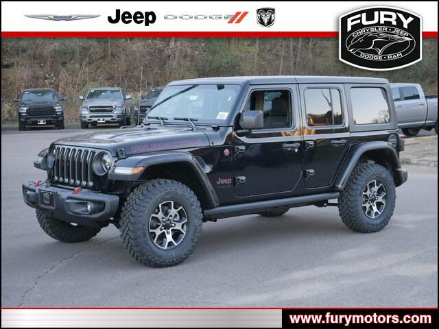 2021 Jeep WRANGLER Rubicon Unlimited 4x4 St. Paul MN