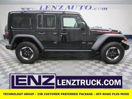 2021_Jeep_Wrangler_4x4 Rubicon_ Fond du Lac WI