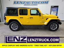 Jeep Wrangler 4x4 Unlimited 2021