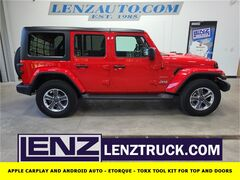 2021 Jeep Wrangler 4x4 Unlimited Video