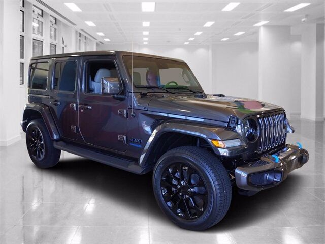 2021 Jeep Wrangler 4xe WRANGLER HIGH ALTITUDE 4xe Winter Haven FL