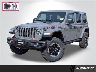 2021_Jeep_Wrangler_Rubicon_ Littleton CO