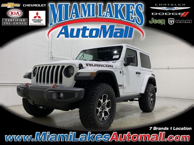 2021 Jeep Wrangler Rubicon Miami Lakes FL