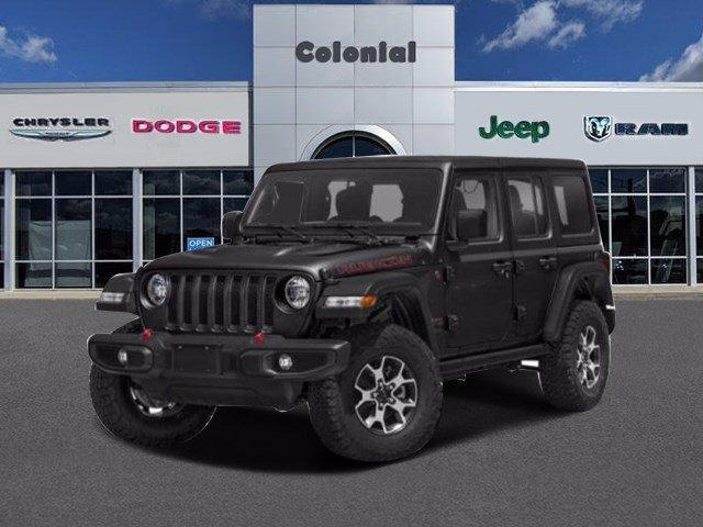 2021 Jeep Wrangler Rubicon Unlimited 4x4 Hudson MA