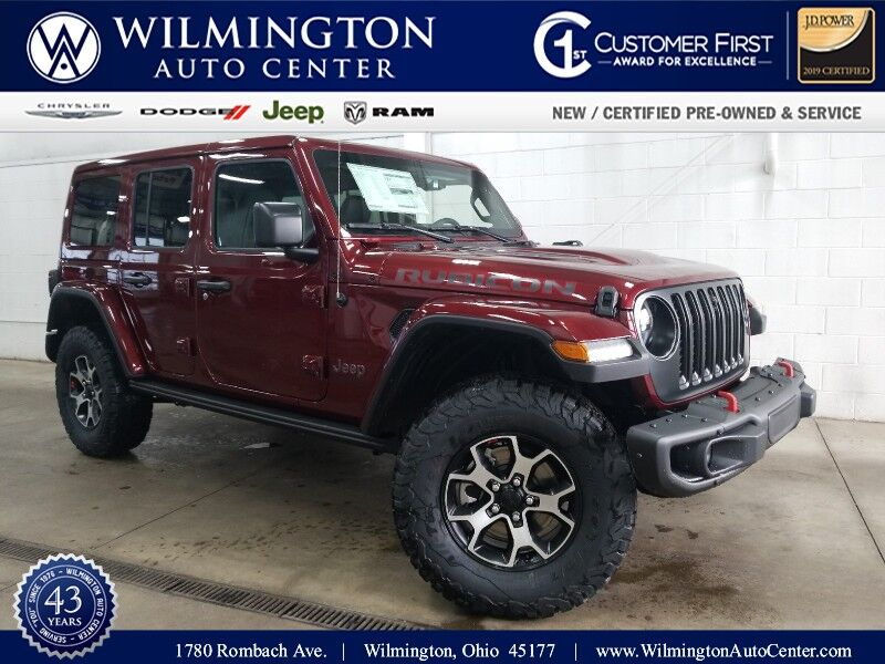 2021 Jeep Wrangler Rubicon Wilmington OH