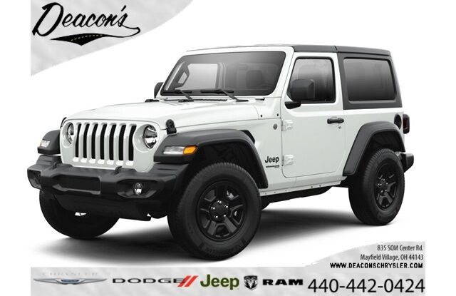 2021 Jeep Wrangler SPORT 4X4 Mayfield Village OH
