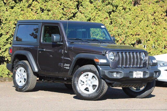 2021 Jeep Wrangler SPORT S 4X4 Albany OR