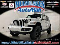 2021 Jeep Wrangler Sahara Miami Lakes FL