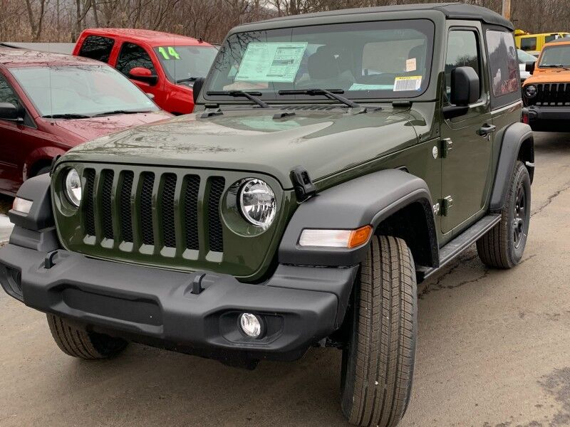 2021 Jeep Wrangler Sport Little Valley NY