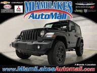 2021 Jeep Wrangler Sport Miami Lakes FL