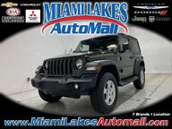 2021 Jeep Wrangler Sport S Miami Lakes FL