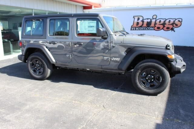 2021 Jeep Wrangler Sport Unlimited 4x4 Fort Scott KS