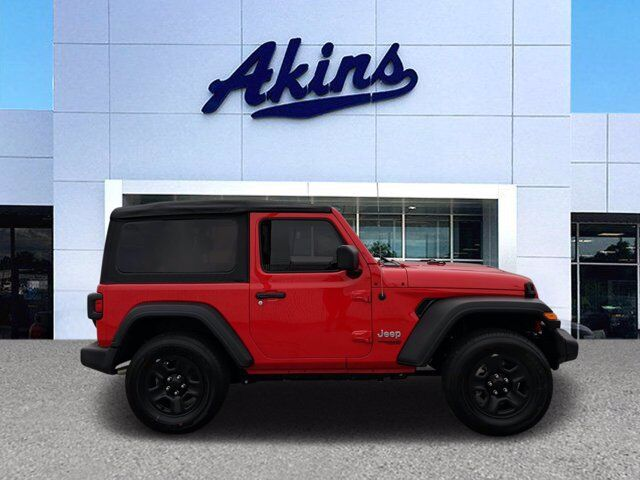 2021 Jeep Wrangler Sport Winder GA