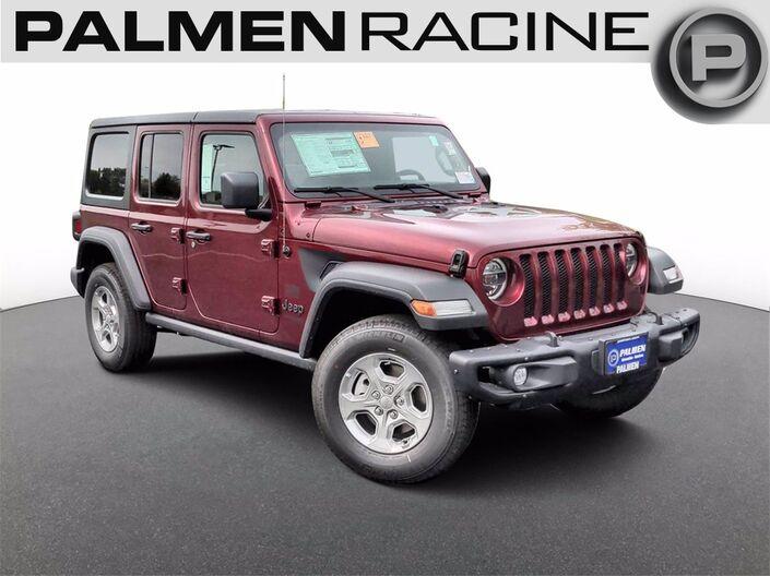 2021 Jeep Wrangler UNLIMITED FREEDOM 4X4 Racine WI