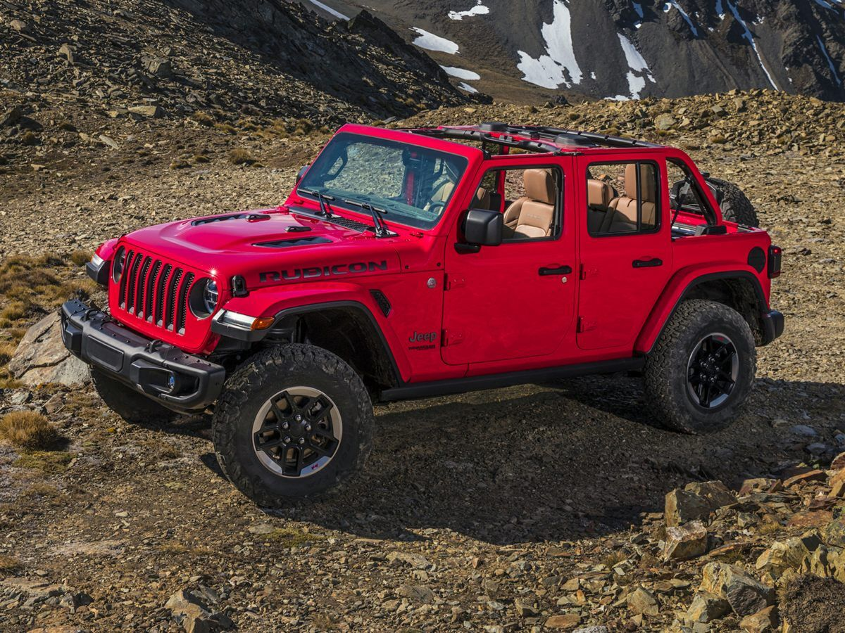 2021 Jeep Wrangler UNLIMITED HIGH ALTITUDE 4X4 Manitowoc WI
