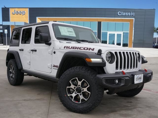 2021 Jeep Wrangler UNLIMITED RUBICON 4X4