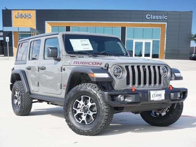 2021 Jeep Wrangler UNLIMITED RUBICON 4X4 Arlington TX