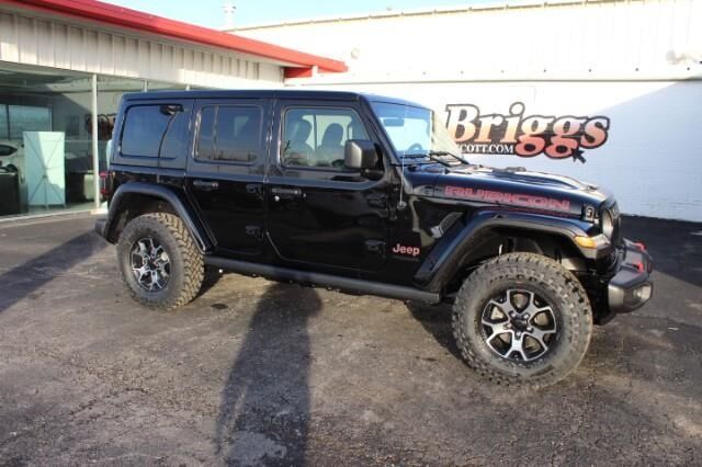 2021 Jeep Wrangler UNLIMITED RUBICON 4X4 Fort Scott KS